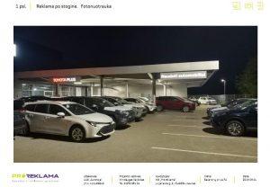 reklamos leidimas Kaune